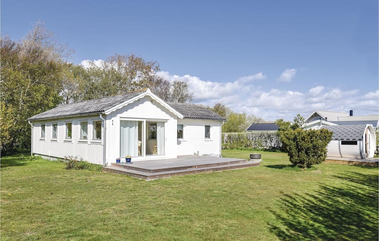 Holiday cottage with 4 bedrooms on 75m² in Varberg