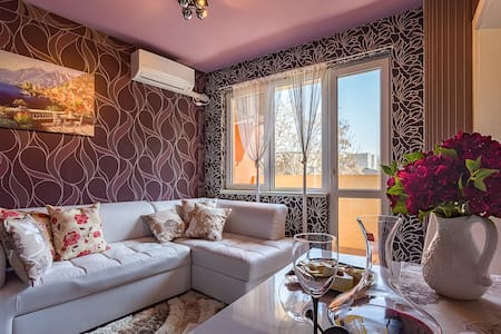 Modern apartment near the city cntr - Plovdiv