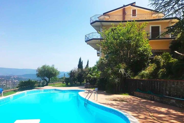 Panoramic Residence Villa Carmela
