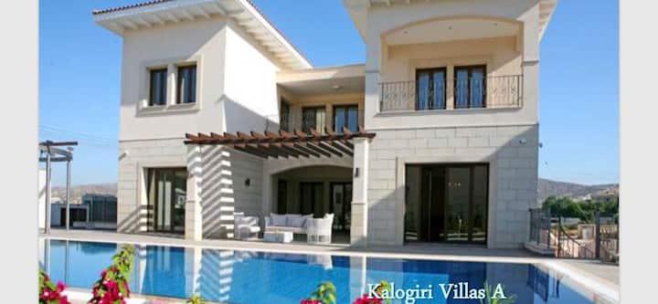Super luxury 6-bedroom Private villa for rent.