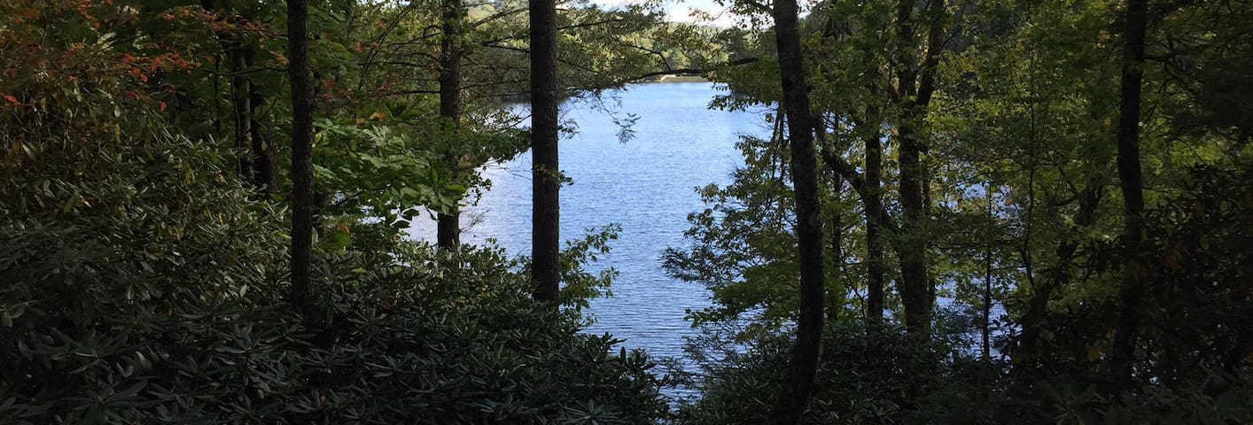 A Lake House Retreat - Beautiful NC Mountains - Newland - Cabaña