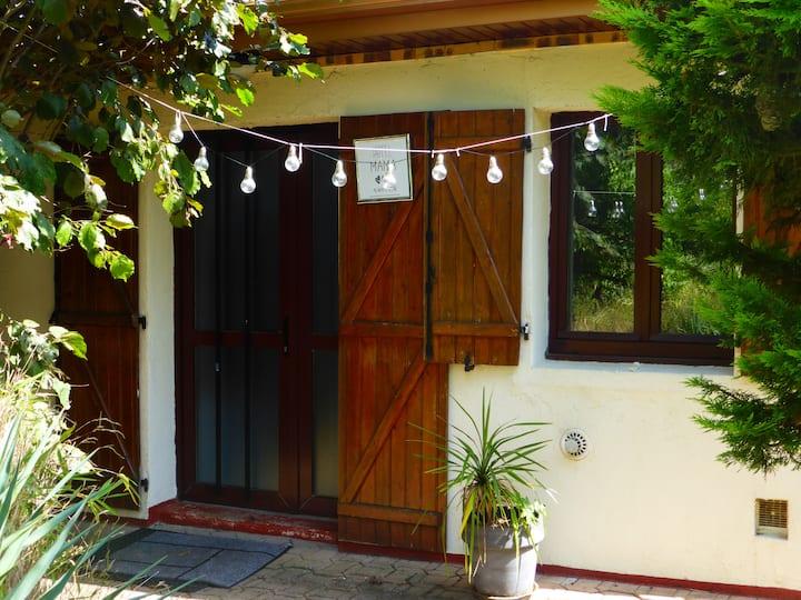 Coquet studio à proximité de Nancy