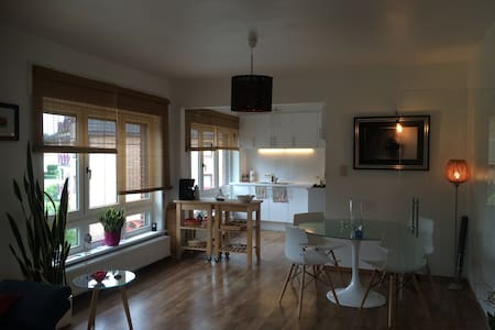 Beautiful & cosy apartment near the city center - Diest - Apartemen