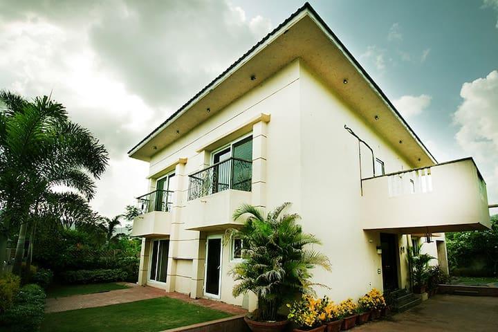 Quaint villa for a quick holiday getaway