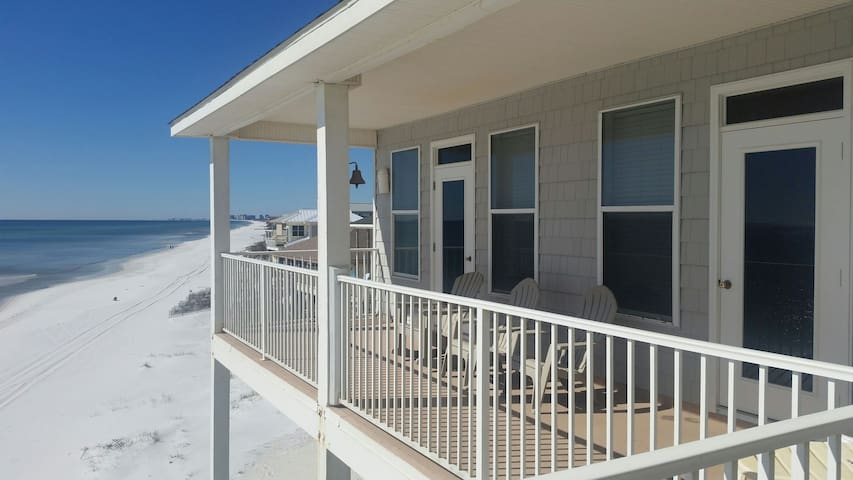 Beachfront Balcony 30A King - Santa Rosa Beach - House
