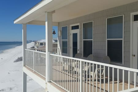 Beachfront Balcony 30A King - Σπίτι