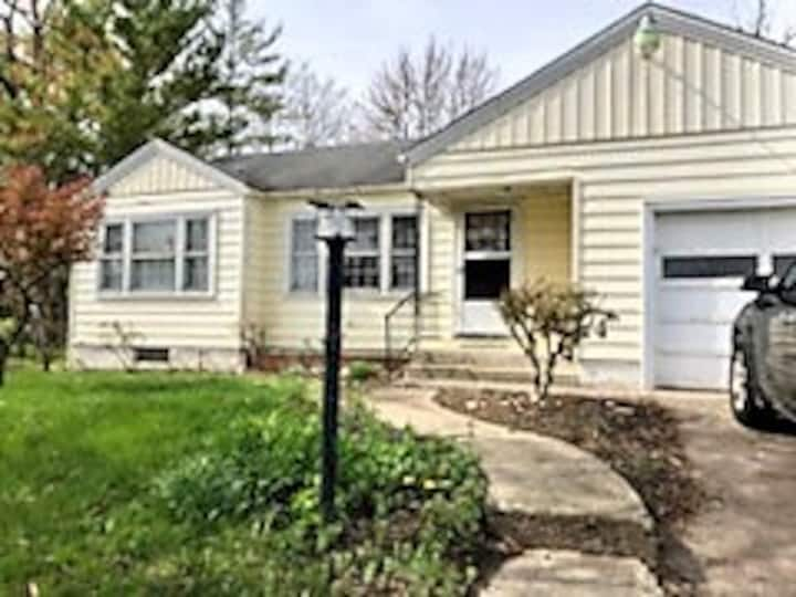Entire Home close to downtown Oxford and Miami U
