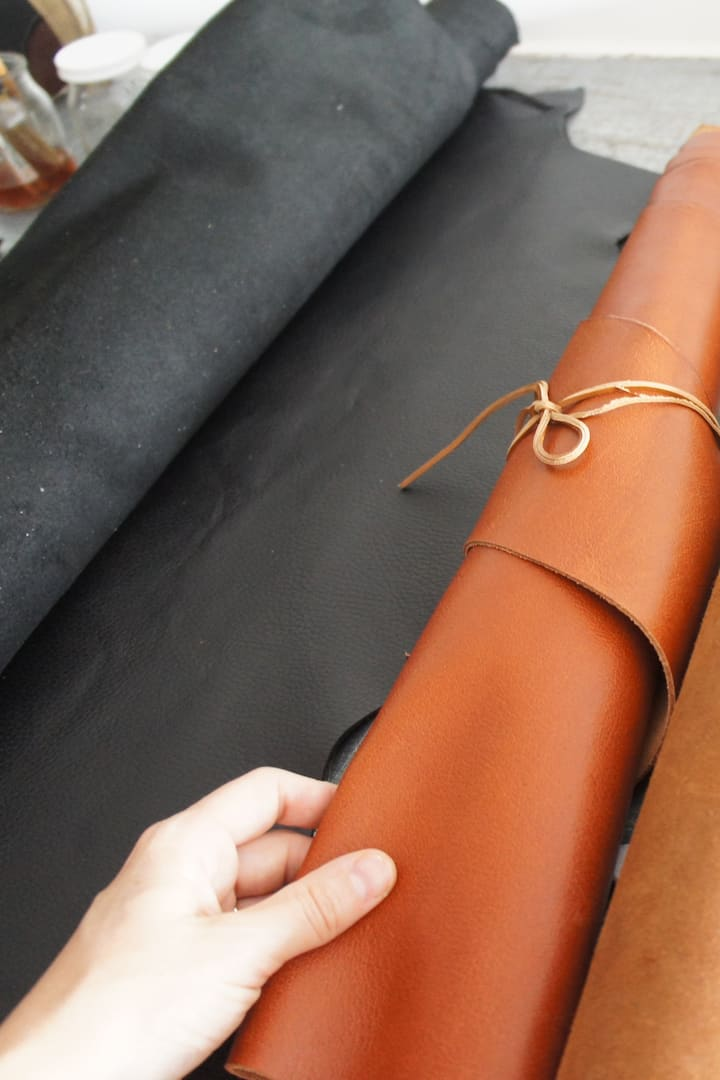 Choosing your leather