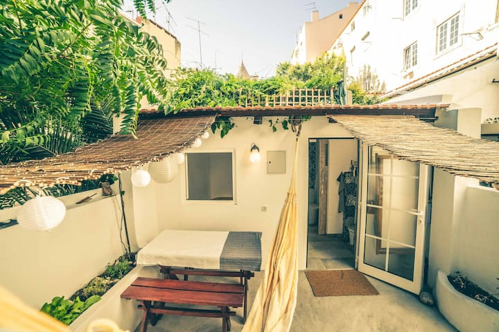 The Paradise Garden in Príncipe Real - Lisboa - Apartament