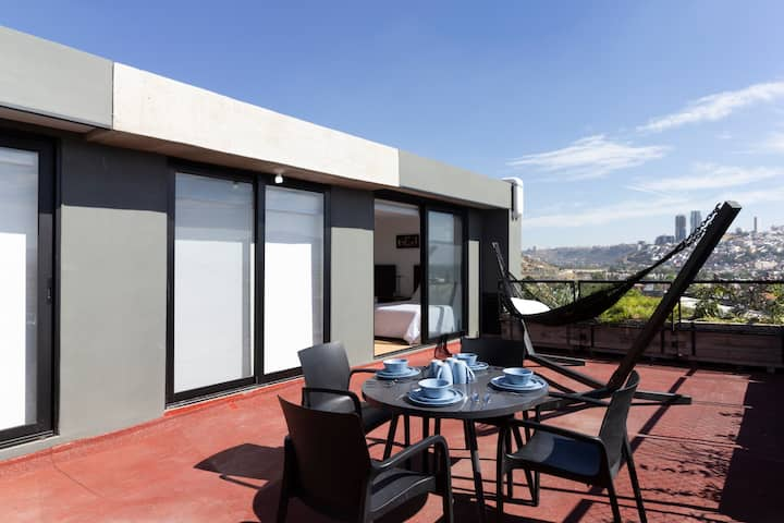 Perfect suite with Terrace A604