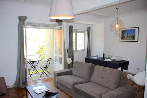 Apartment at excellent centrallocation.