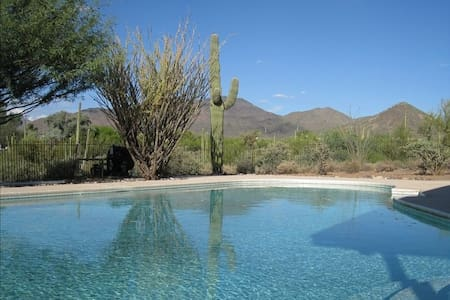 Ridgeway Ranch,  Old West Sonoran Desert Getaway - Cave Creek