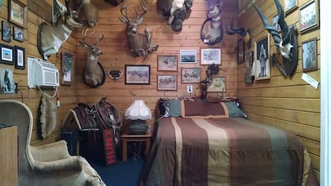 Wyoming Western Bedroom