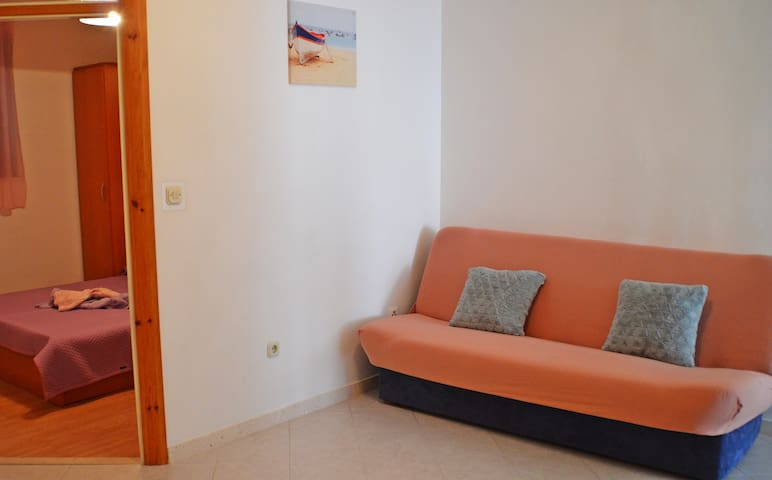 Apartment Lucija2 with the sea view