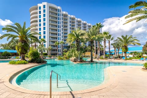 Relax & Refresh... at the Palms of Destin