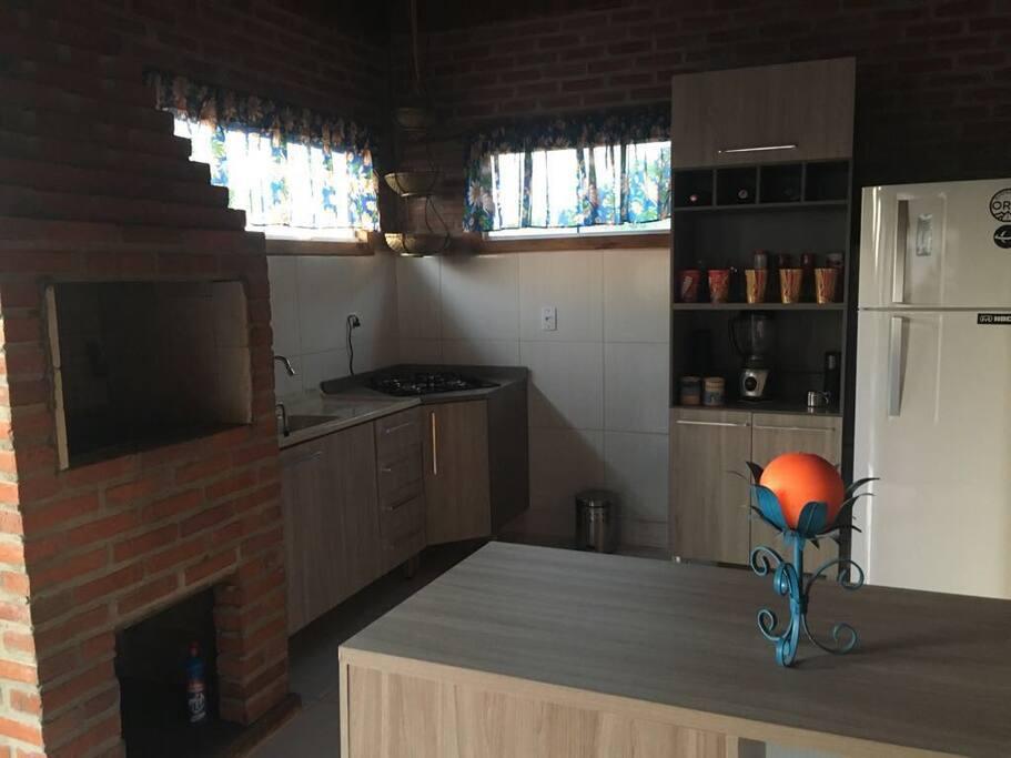 Cozinha / Churrasqueira