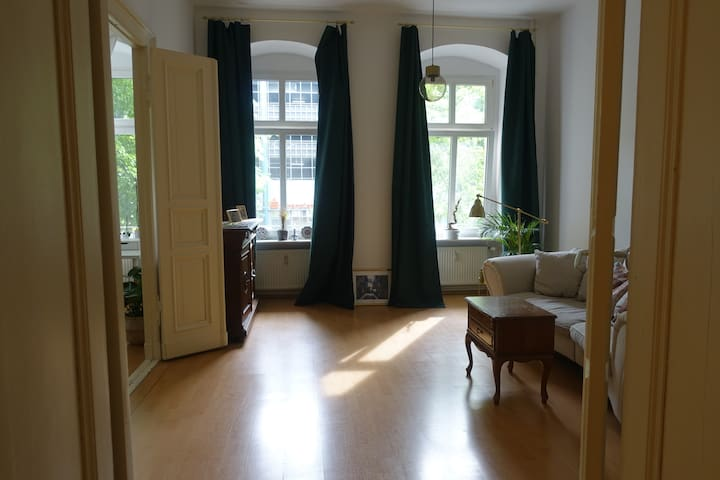 Lovely room in the heart of Neukölln/Kreuzberg