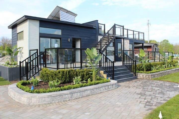 Le Resort Les Terrasses Montcalm à 35 Min. de MTL. - Sainte-Julienne