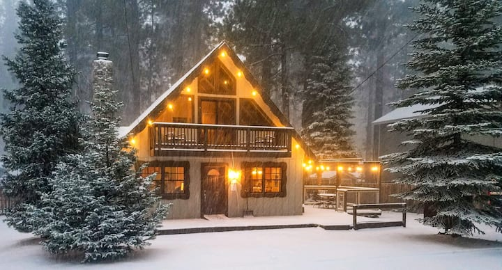 Serene Chalet Near Ski Resorts & Golf Course