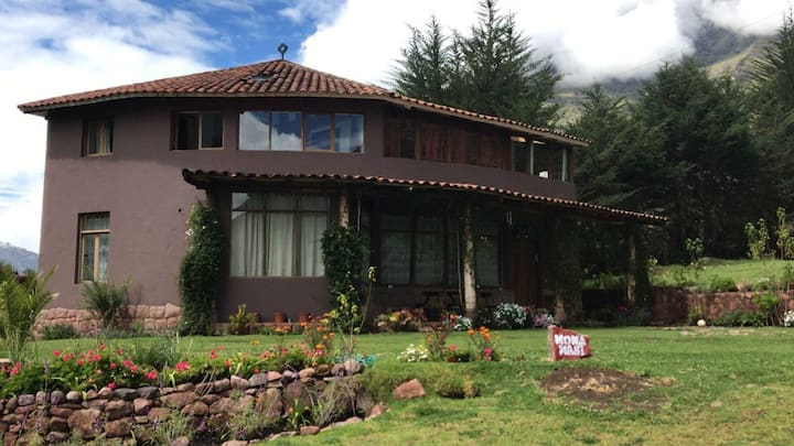 In the Heart of Sacred Valley, Yanapuka Bedroom