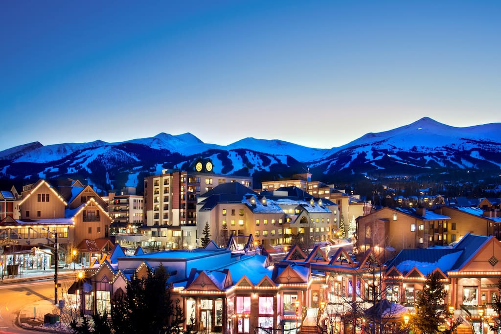 There is plenty to do in Breckenridge!