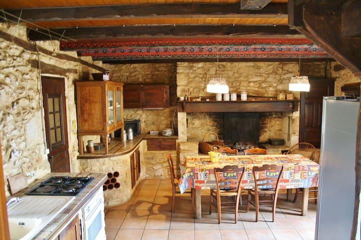 Flagueyrat - Veyrines-de-Domme - Dům