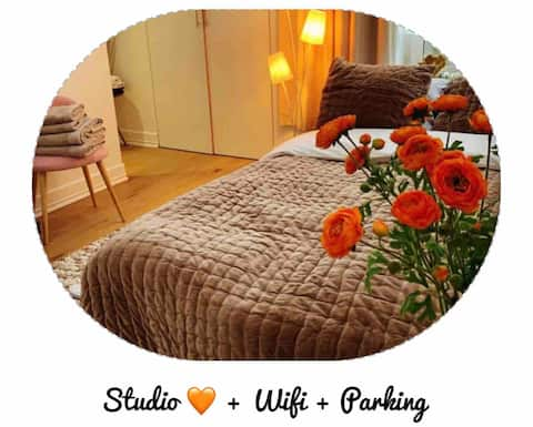 Studio Romantic - Ixelles