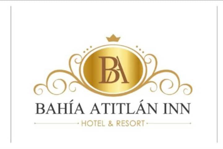 Habitación Doble Hotel Bahía Atitlán Inn