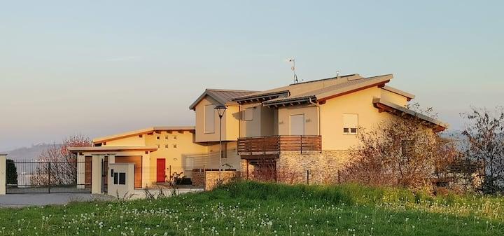 Villa cocuzza Mini alloggio con soppalco