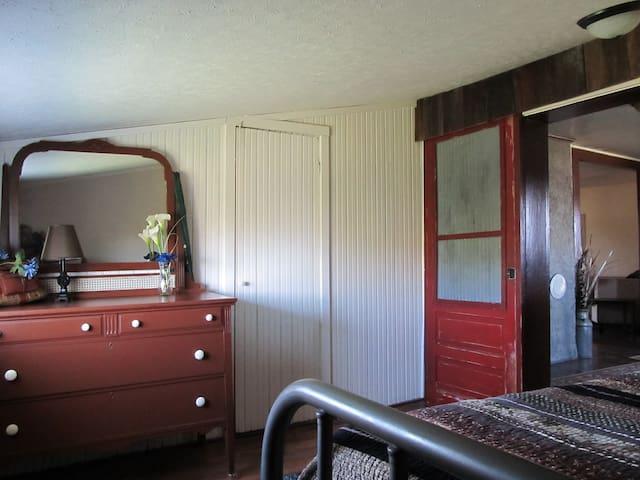 Back Bedroom.