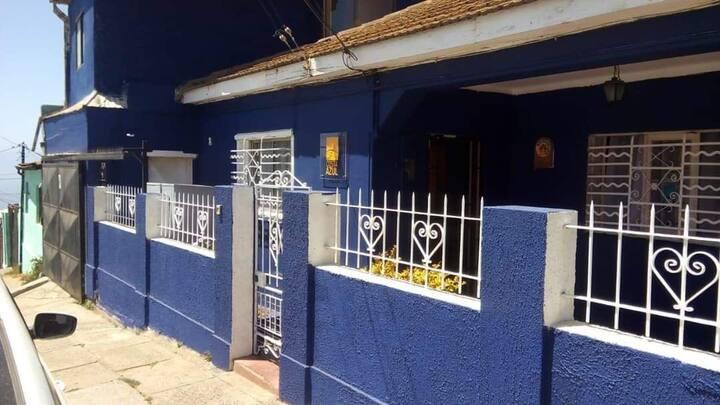 Habitaciones con vista a todo Valparaíso