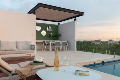 Lumina   Studio Penthouse + Private Pool in Tulum