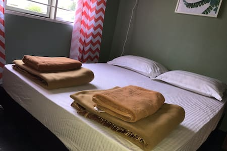 Blissful Dormitory (Private Room w A/C)