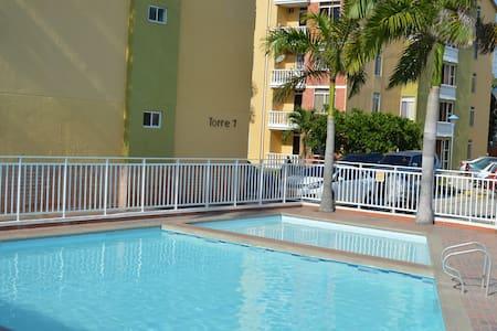 Apartamento Norte espectacular vista - Barranquilla - Leilighet