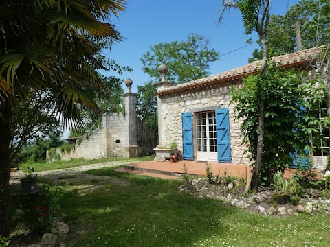 Mauroux Country Style House Conciergerie