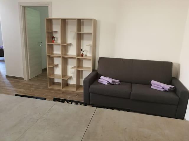 Grande Appartamento da 4 a 8 letti