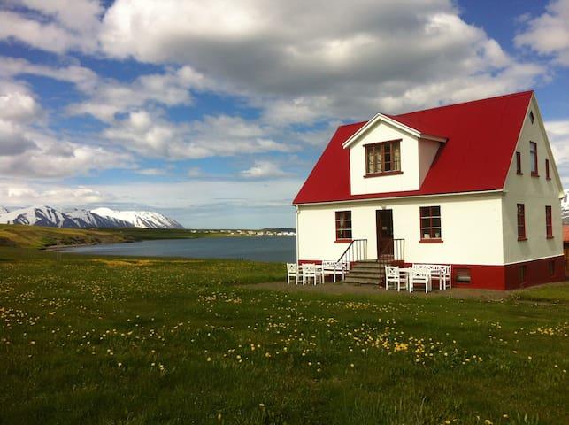 Ytri Vík - Lodge