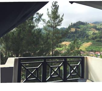 A Tranquil Getaway in Genting - Bentong - Lägenhet