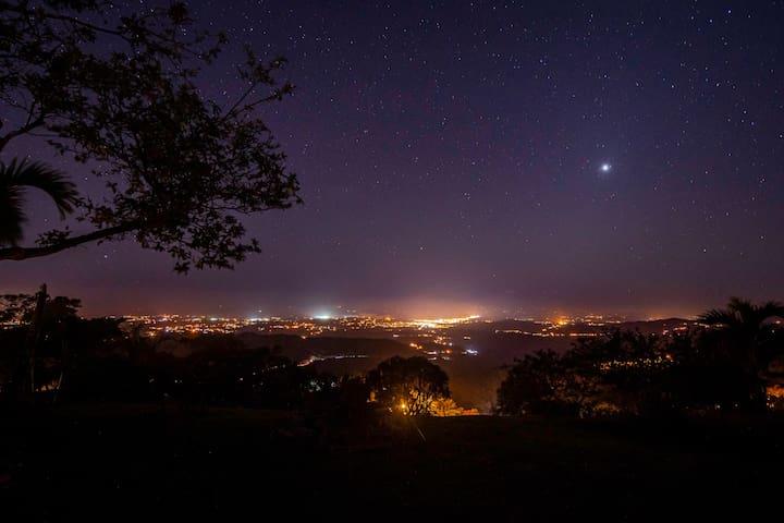"""""""Como caído del cielo""""."""