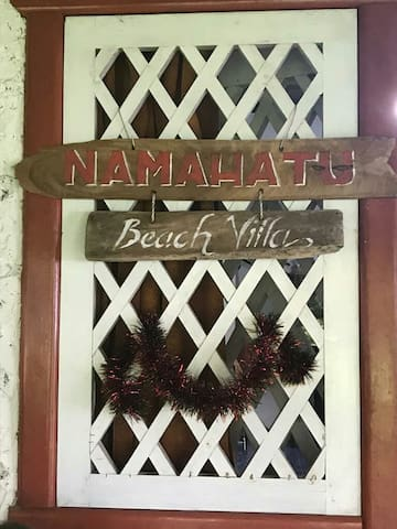 Namahatu Private Beach Villa Ambon