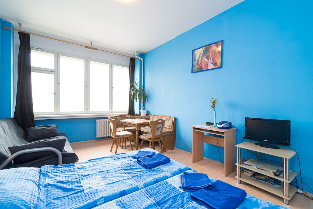 Appartement A Louer Prague