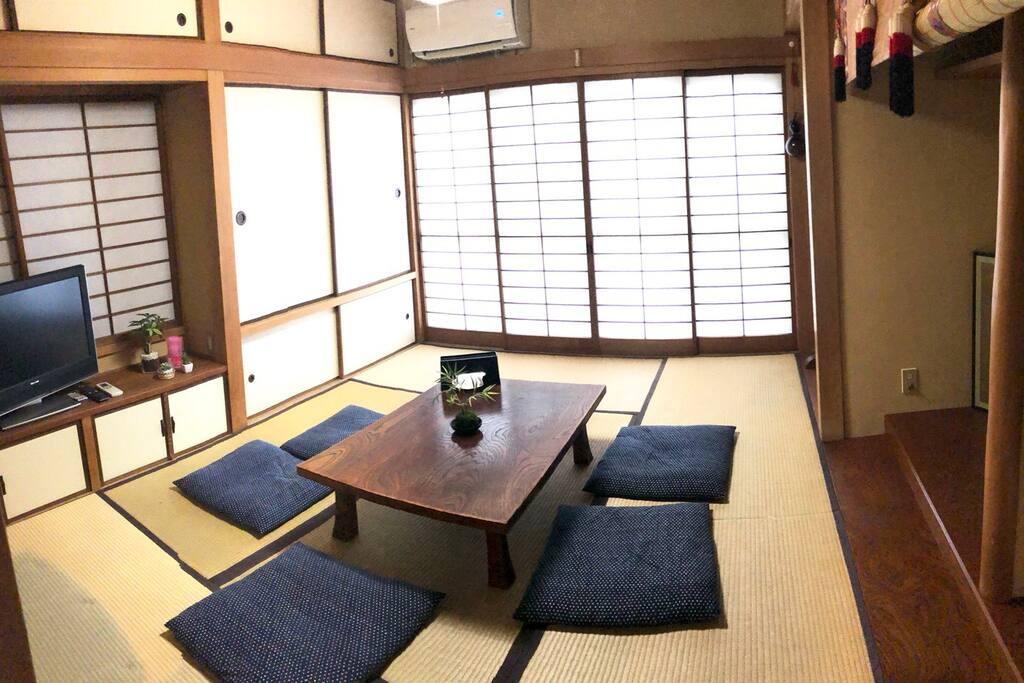 一階リビング,1st floor-living room,1楼客厅