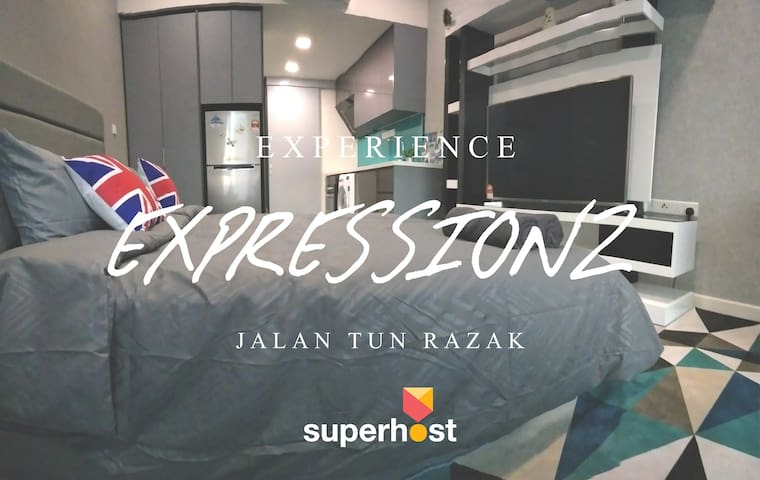 Expressionz Suite | SkyPool | Smart TV | Netflix