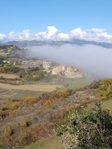 Vista de El Meüll