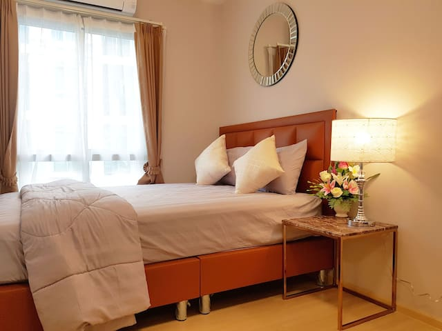Cozy 1 Bed room 15 mins to Don Mueang Airport