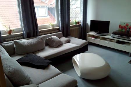 Sehr helles Zimmer 20qm im 2. OG - Wolfenbüttel - Apartmen
