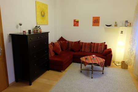 Gemütliche, ruhige Wohnung in der Altstadt - Bad Nauheim - Wohnung