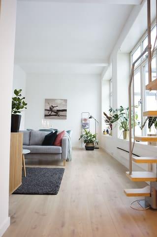 Studio appartment in Alexander Kiellands plass