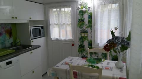 Appartement proche train idéal pour visiter Paris