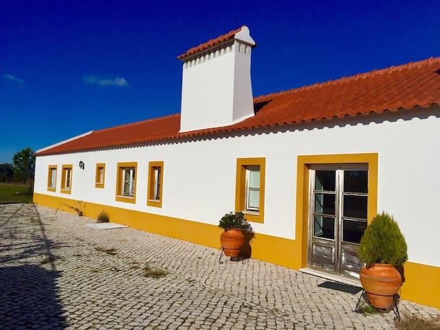 Quinta Morais - Coruche - Dům